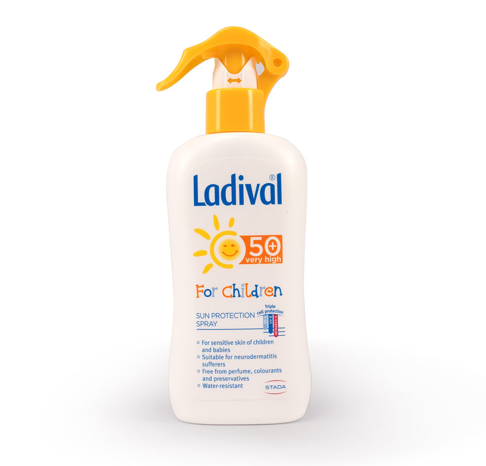 FOR CHILDREN SPF 50+