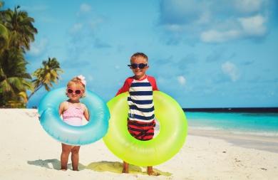 Kreme za sunčanje za djecu
